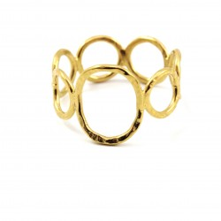 Oval Raphaël Ring