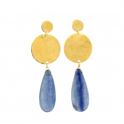 Kyanite Alba Earrings