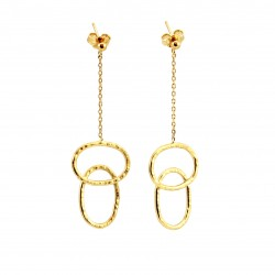 Boucles d'oreilles Willow